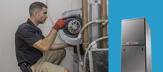 We are your furnace replacement experts. Call today to schedule your new installation.