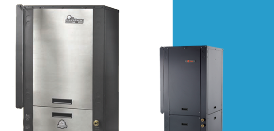 Enjoy year round comfort with a geothermal heat pump