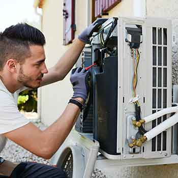 Get the ductless mini-split system services you need! Call us today.