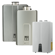 Get the tankless water heater services you need today!