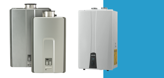 Tankless water heaters are incredibly efficient water heating systems.